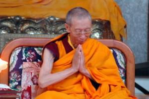 Vénérable Ghéshé Kelsang Gyatso